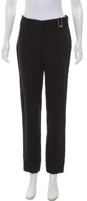 Maiyet Belted Mid-Rise Pant