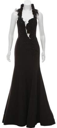 Mac Duggal Sleeveless Evening Dress w/ Tags