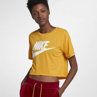 Nike Essential Cropped Women's Short Sleeve Top