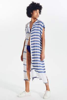 Lemlem Lulu Split Caftan Dress