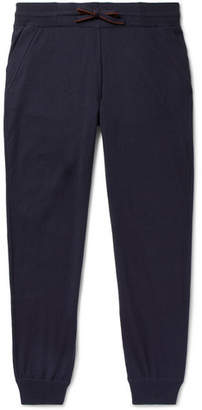 Loro Piana Portland Tapered Cashmere And Silk-Blend Sweatpants