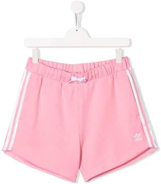 adidas Kids TEEN marble solid shorts