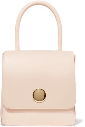 Mansur Gavriel - Posternak Leather Tote - Pastel pink $895 thestylecure.com
