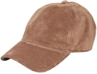 Rag & Bone Suede Baseball Hat