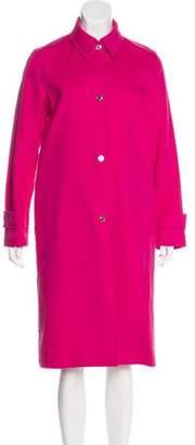 Ralph Lauren Water-Resistant Long Coat