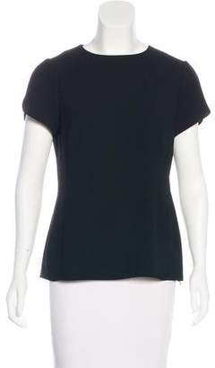 Ted Baker Short Sleeve Crew Neck Top