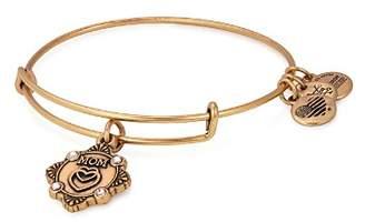 Alex and Ani Mom Expandable Wire Bangle Bracelet