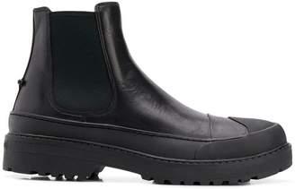 Neil Barrett chelsea boots