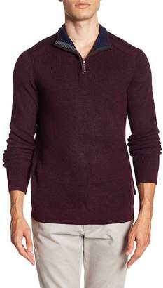 Ted Baker Stach Rib Knit Pullover