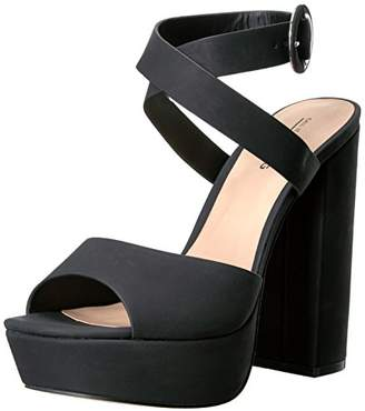 Call it SPRING Women's Stirrat Platform Sandal