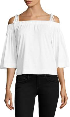 Feel The Piece Women's Sunset Off-the-Shoulder Top