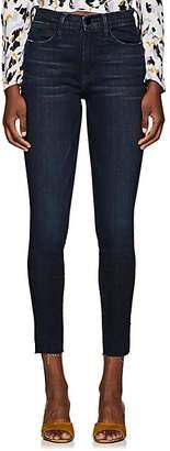 Frame Women's Le High Skinny De Jeanne Jeans - Blue