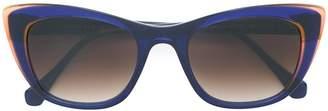 Cat Eye Face À Face cat-eye shaped sunglasses