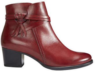 Carlton NEW Easy Steps Boot Red
