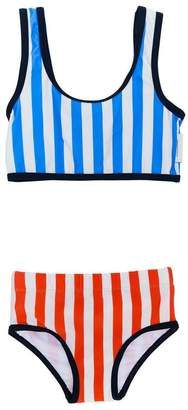 Tiny Cottons striped bikini set