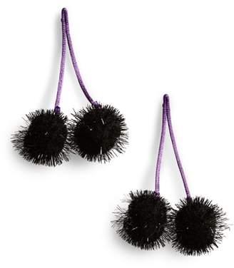 DADYBONES Cherry Bomb Earrings