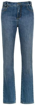 Tufi Duek straight fit trousers