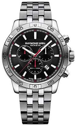 Raymond Weil Men's 'Tango 302' Quartz Stainless Steel Casual Watch
