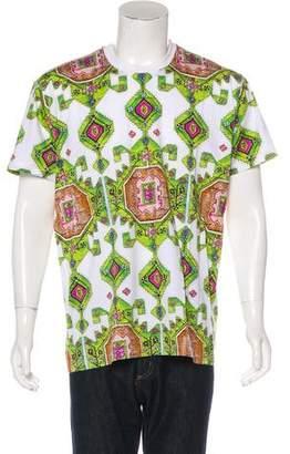 Givenchy 2016 Aztec Print T-Shirt