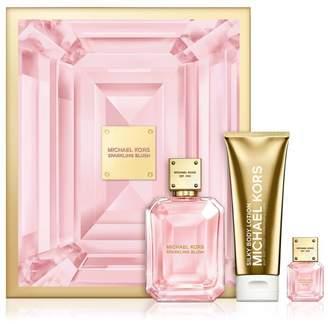 Michael Kors Three-Piece Sparkling Blush Deluxe Gift Set