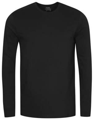 George Black Long Sleeve Top