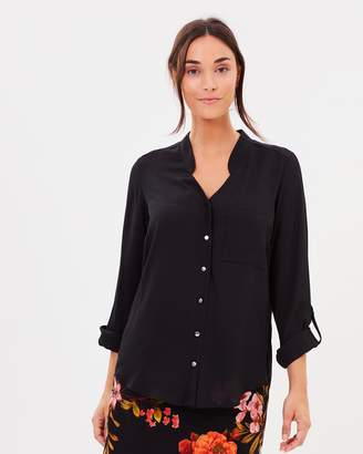 Dorothy Perkins Notch Shirt