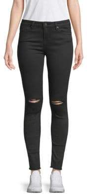 Vigoss Distressed Super Skinny Jeans