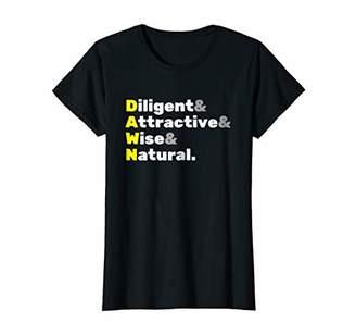 Dawn T-shirt First Name Female Gift Ladies Shirt