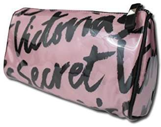 Victoria's Secret Women's Cosmetic Make Bag Grafitty Signature