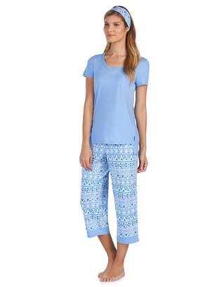 Jockey Women's 3-piece Pajama Set