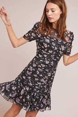 Shoshanna Kayleigh Silk Mini Dress