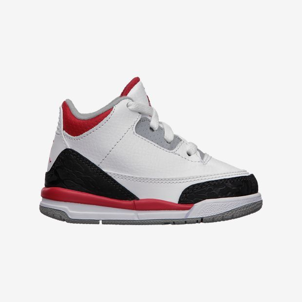 Nike Air Jordan Retro 3 Toddler Boys' Shoe (2c-10c)