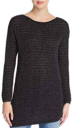 Nic+Zoe Shimmer Textured Tunic