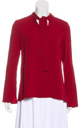 Proenza Schouler Knit Long Sleeve Top w/ Tags