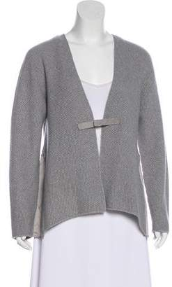 Fabiana Filippi Draped Wool Sweater