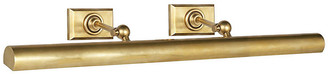 Visual Comfort & Co. Cabinetmaker Picture Light - Brass