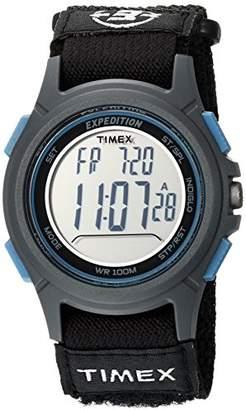 Timex Expedition Baseline Digital Chrono Alarm Timer 41mm Watch
