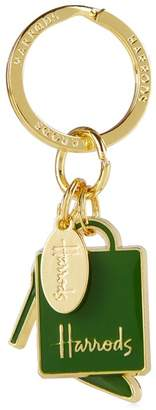 Harrods Shoe and Bag Keyring