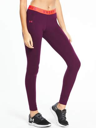 Under Armour Favourite Legging - Burgundy