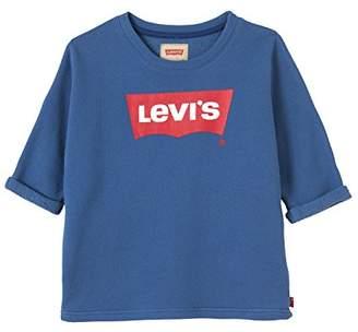 Levi's Kids Girl's NL15547 Jumper