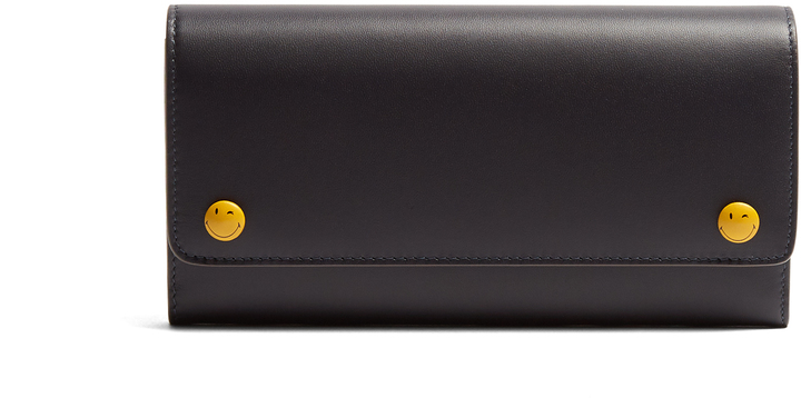 Anya Hindmarch ANYA HINDMARCH Wink continental leather wallet