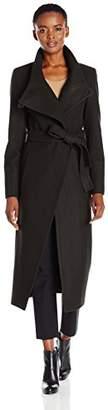 Kenneth Cole Women's Maxi Wrap Coat $179 thestylecure.com