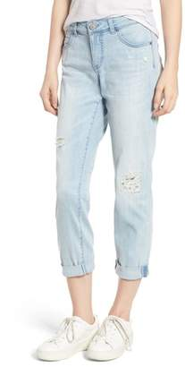 Caslon Distressed Boyfriend Jeans