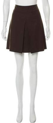 Gucci Mini A-Line Skirt