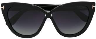 Tom Ford cat eye shape sunglasses