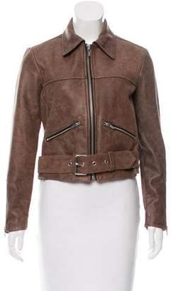 Veda Reno Leather Jacket