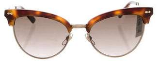 Gucci 2017 GG Cat-Eye Sunglasses