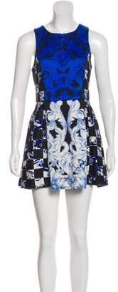 Tibi Silk Sleeveless Tunic