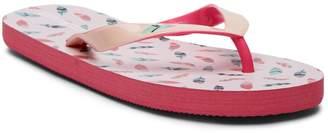 Laura Ashley Flip Flop Sandal (Little Kid & Big Kid)