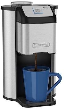 Single Serve Grind & Brew Coffee Maker